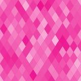 Διανυσματικό άνευ ραφής σχέδιο με τα rhombs Στοκ εικόνες με δικαίωμα ελεύθερης χρήσης