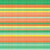 Διανυσματικό άνευ ραφής σχέδιο με την ελεγμένη σύσταση αφηρημένο φόντο φωτεινό Στοκ Εικόνα