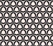 Διανυσματικό άνευ ραφής σχέδιο με τους γωνιακούς αριθμούς, τριγωνικό πλέγμα Στοκ φωτογραφίες με δικαίωμα ελεύθερης χρήσης