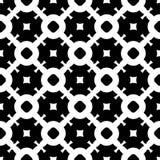 Διανυσματικό άνευ ραφής σχέδιο, μονοχρωματική σύσταση δικτυωτού πλέγματος Στοκ Φωτογραφίες
