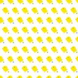 Διανυσματικό άνευ ραφής σχέδιο Πάσχας Στοκ φωτογραφία με δικαίωμα ελεύθερης χρήσης