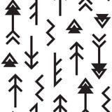 Διανυσματικό άνευ ραφής σχέδιο, aztek σχέδιο Καθολικό ζωηρόχρωμο θερινό των Αζτέκων σχέδιο Στοκ φωτογραφία με δικαίωμα ελεύθερης χρήσης
