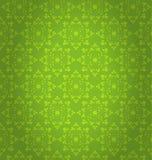 Διανυσματικό ασιατικό floral σχέδιο. Εθνικό άνευ ραφής υπόβαθρο διανυσματική απεικόνιση