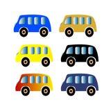 Διανυσματικό αυτοκίνητο Στοκ εικόνες με δικαίωμα ελεύθερης χρήσης