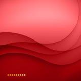 Αφηρημένο κόκκινο υπόβαθρο ελεύθερη απεικόνιση δικαιώματος