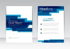 Διανυσματικό αφηρημένο πρότυπο αφισών εκθέσεων κάλυψης πλαισίων σχεδίου διανυσματική απεικόνιση