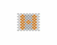 Διανυσματικό αφηρημένο πρότυπο σχεδίου λογότυπων πολυτέλειας Στοκ Φωτογραφίες