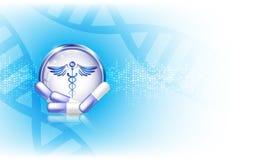 Διανυσματικό αφηρημένο υποβάθρου σχέδιο σχεδίων καινοτομίας τεχνολογίας υγειονομικής περίθαλψης ψηφιακό απεικόνιση αποθεμάτων