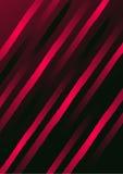 Διανυσματικό αφηρημένο υπόβαθρο γοητείας με τις διαγώνιες γραμμές και τις λουρίδες Λαμπρό ιώδες σκηνικό απεικόνιση αποθεμάτων