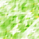 Διανυσματικό γεωμετρικό αφηρημένο υπόβαθρο Στοκ Φωτογραφία