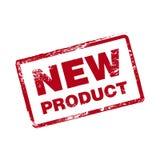 Διανυσματικό γραμματόσημο νέων προϊόντων Στοκ φωτογραφία με δικαίωμα ελεύθερης χρήσης
