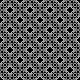 Διανυσματικό γραπτό άνευ ραφής σχέδιο σχεδίων Στοκ Εικόνα