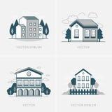 Διανυσματικό γραφικό πρότυπο σχεδίου και σχεδίου λογότυπων ελεύθερη απεικόνιση δικαιώματος