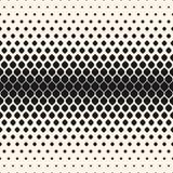 Διανυσματικό ημίτονο άνευ ραφής σχέδιο, μονοχρωματική γεωμετρική σύσταση, ελεύθερη απεικόνιση δικαιώματος