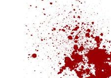 Διανυσματικό κόκκινο χρώμα υποβάθρου Splatter αφηρημένο μωσαϊκό απεικόνισης σχεδίου ανασκόπησης διανυσματική απεικόνιση