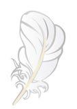 διανυσματικό λευκό απε&iot Στοκ φωτογραφία με δικαίωμα ελεύθερης χρήσης