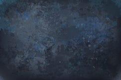 Διανυσματικό μαύρο υπόβαθρο σύστασης grunge απεικόνιση αποθεμάτων