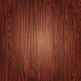 Διανυσματικό ξύλινο υπόβαθρο με τη θέση για το κείμενό σας Στοκ Εικόνες