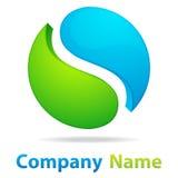 Διανυσματικό λογότυπο Στοκ εικόνα με δικαίωμα ελεύθερης χρήσης
