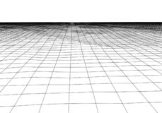 Διανυσματικό πλέγμα προοπτικής Αφηρημένο υπόβαθρο πλέγματος Polygonal βουνά αναδρομικό υπόβαθρο του Sci Fi της δεκαετίας του '80  διανυσματική απεικόνιση