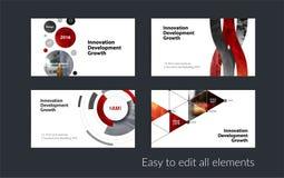 Διανυσματικό πρότυπο επαγγελματικών καρτών με τις κίτρινες μαλακές μορφές, κύκλοι Στοκ Εικόνες