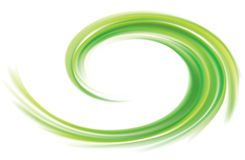 Διανυσματικό στροβιλιμένος πράσινο χρώμα σκηνικού Στοκ φωτογραφία με δικαίωμα ελεύθερης χρήσης