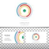 Διανυσματικό σχέδιο λογότυπων Στοκ εικόνες με δικαίωμα ελεύθερης χρήσης