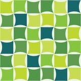 Διανυσματικό σύγχρονο άνευ ραφής ζωηρόχρωμο σχέδιο γεωμετρίας, αφηρημένο γεωμετρικό υπόβαθρο χρώματος Στοκ Φωτογραφίες