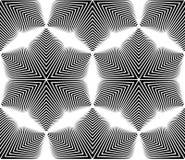 Διανυσματικό σύγχρονο άνευ ραφής ιερό σχέδιο γεωμετρίας, γραπτή περίληψη Στοκ φωτογραφίες με δικαίωμα ελεύθερης χρήσης