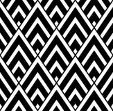 Διανυσματικό σύγχρονο άνευ ραφής τρίγωνο σχεδίων γεωμετρίας, γραπτή περίληψη Στοκ φωτογραφία με δικαίωμα ελεύθερης χρήσης