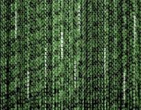 Διανυσματικό υπόβαθρο έννοιας Darknet, ρεύμα δυαδικού κώδικα και λέξεις ροής: Darknet, τεχνολογία διανυσματική απεικόνιση