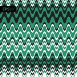 Διανυσματικό υπόβαθρο απεικόνισης σχεδίων Κάλυψη με τη μορφή Πράσινων Γραμμών Στοκ φωτογραφίες με δικαίωμα ελεύθερης χρήσης