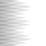 Διανυσματικό υπόβαθρο γραμμών ταχύτητας κόμικς Στοκ φωτογραφίες με δικαίωμα ελεύθερης χρήσης