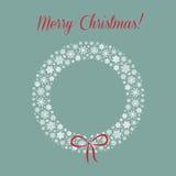 Διανυσματικό υπόβαθρο Χριστουγέννων Στοκ εικόνα με δικαίωμα ελεύθερης χρήσης