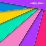 Διανυσματικό υλικό υπόβαθρο σχεδίου Αφηρημένο δημιουργικό πρότυπο σχεδιαγράμματος έννοιας Για τον Ιστό και κινητό app, τέχνη εγγρ Στοκ Φωτογραφία