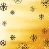 Διανυσματικό χρυσό υπόβαθρο σύστασης με το πλέγμα κλίσης σκόνης Ρεαλιστικό κενό σχέδιο διανυσματική απεικόνιση