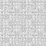 Διανυσματικό damask άνευ ραφής τρισδιάστατο υπόβαθρο 334 σχεδίων τέχνης εγγράφου σπειροειδής γεωμετρία ορθογωνίων Στοκ Εικόνες