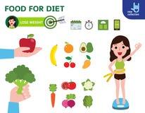 Διανυσματικό infographic στοιχείο E έμβλημα υγείας διανυσματική απεικόνιση