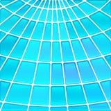 Διανυσματικό stained-glass υπόβαθρο μωσαϊκών στοκ εικόνες με δικαίωμα ελεύθερης χρήσης