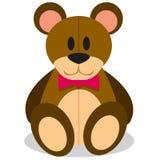 Διανυσματικό Teddy αντέχει Στοκ Εικόνες