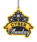 Διαπραγματεύσεις Δευτέρας Cyber ελεύθερη απεικόνιση δικαιώματος