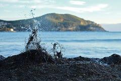 Διαρροή πετρελαίου Στοκ εικόνες με δικαίωμα ελεύθερης χρήσης
