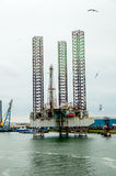 Διαρροή πετρελαίου Στοκ Φωτογραφία