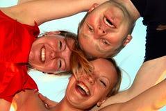 διασκέδαση από κοινού Στοκ εικόνες με δικαίωμα ελεύθερης χρήσης
