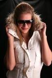 διασκέδαση γούνινη Στοκ φωτογραφία με δικαίωμα ελεύθερης χρήσης