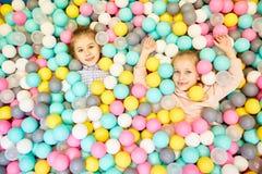 διασκέδαση μπαλονιών Στοκ εικόνες με δικαίωμα ελεύθερης χρήσης
