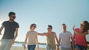 διασκέδαση παραλιών που έ& Στοκ φωτογραφία με δικαίωμα ελεύθερης χρήσης