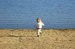 διασκέδαση παραλιών Στοκ φωτογραφία με δικαίωμα ελεύθερης χρήσης