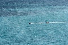 Διασκέδαση στη θάλασσα Στοκ φωτογραφία με δικαίωμα ελεύθερης χρήσης