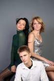 διασκέδαση φίλων που έχε&iot Στοκ φωτογραφία με δικαίωμα ελεύθερης χρήσης